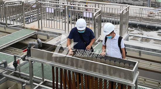 漓源环保工业污水处理工程规范施工