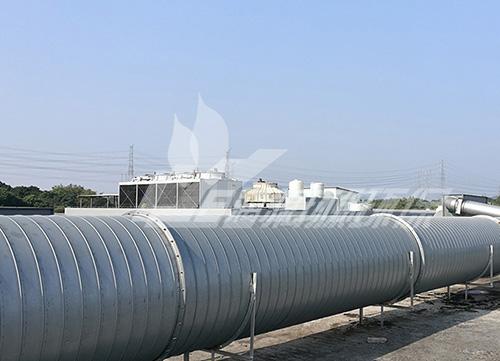 广西五金亚博88体育ios下载及中水回用工程