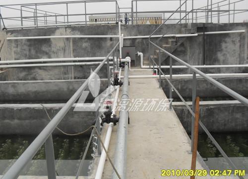 河源猪场污水处理工程