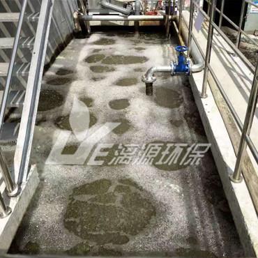 佛山食品亚博88体育ios下载工程随访中给予污水站改造建议
