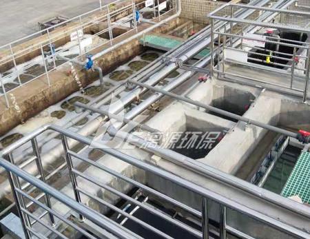 某家具股份有限公司广州增城工厂污水处理站培训建议