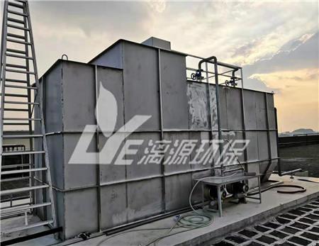 工业污水处理厂出水总氮超标